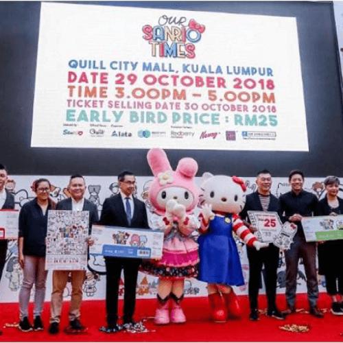 Our Sanrio Times (Malaysia)